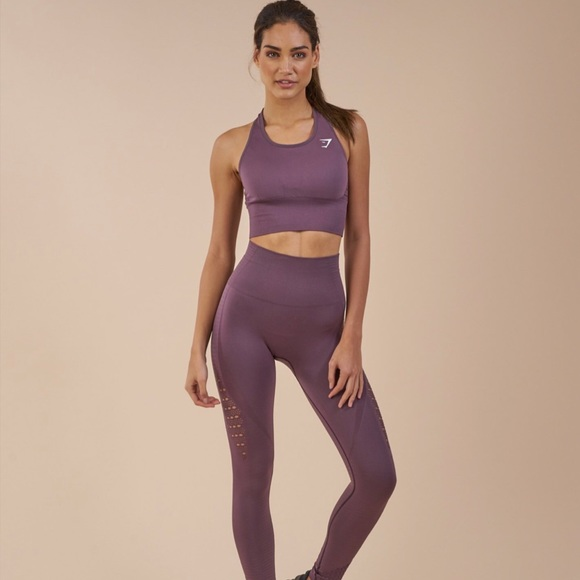 12b4a022c1 Gymshark Other - Energy Seamless Crop Vest